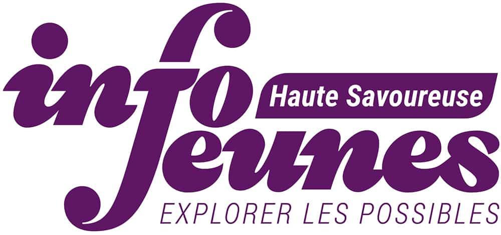 Logo Info Jeunes la Haute Savoureuse